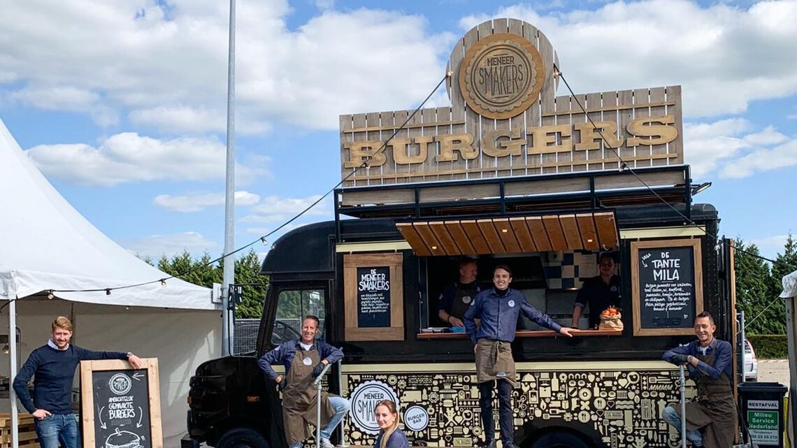 Meneer Smakers FOODTRUCK - Strand Down Under Ravensewetering 1 - Nieuwegein